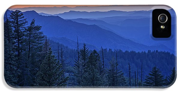 Sierra Fire IPhone 5 / 5s Case by Rick Berk
