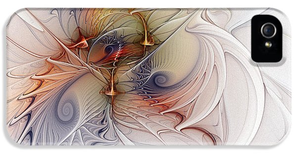 Contemplative iPhone 5 Cases - Sleeping Beauties iPhone 5 Case by Karin Kuhlmann