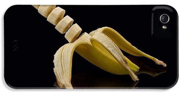 Sliced Banana IPhone 5 / 5s Case by Gert Lavsen