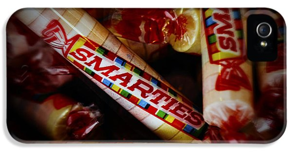 Candy iPhone 5 Cases - Smarties iPhone 5 Case by Rick Berk
