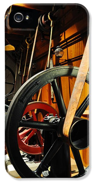 National Museum Of America History iPhone 5 Cases - Smithsonian Institute Industry Portrait II iPhone 5 Case by Kyle Hanson