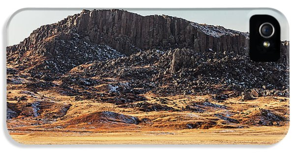 Snake Butte IPhone 5 / 5s Case by Todd Klassy