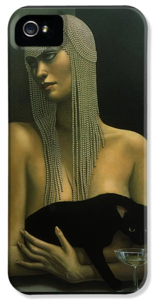 Solitare IPhone 5 / 5s Case by Jane Whiting Chrzanoska