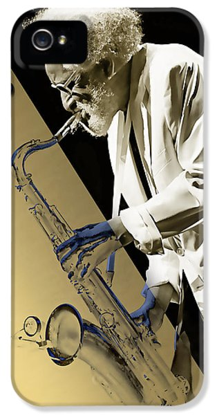 Sonny Rollins Collection IPhone 5 / 5s Case by Marvin Blaine