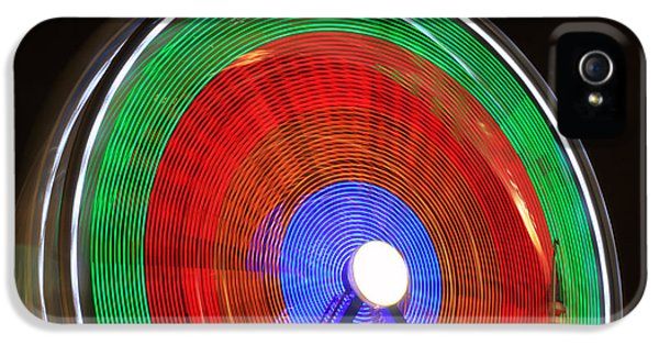 Spinning Wheels IPhone 5 / 5s Case by James BO  Insogna