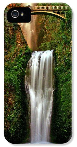 Spiritual Falls IPhone 5 / 5s Case by Scott Mahon