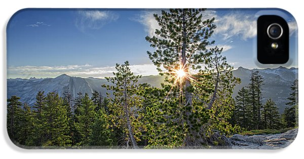 Sunrise On Sentinel Dome IPhone 5 / 5s Case by Rick Berk