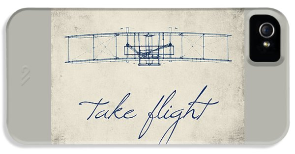 Take Flight IPhone 5 / 5s Case by Brandi Fitzgerald