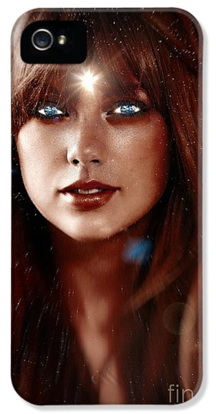Taylor Swift - Goddess IPhone 5 / 5s Case by Robert Radmore