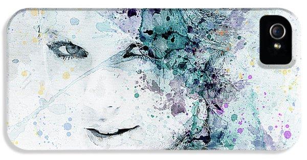 Taylor Swift IPhone 5 / 5s Case by JW Digital Art