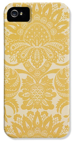 Arts And Crafts Movement iPhone 5 Cases - Temple Newsam iPhone 5 Case by Cole and Sons