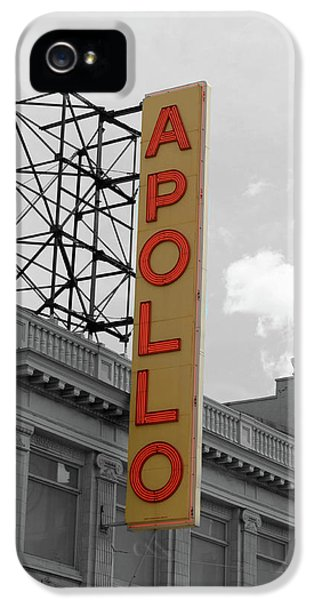 The Apollo In Harlem IPhone 5 / 5s Case by Danny Thomas