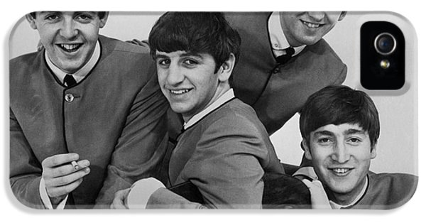 The Beatles, 1963 IPhone 5 / 5s Case by Granger