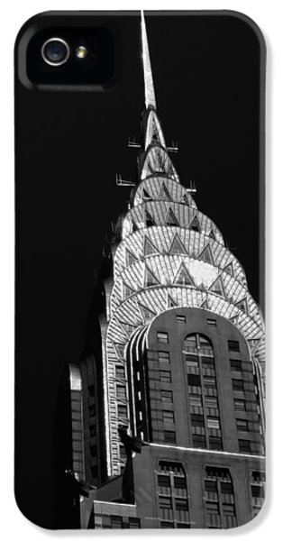 The Chrysler Building IPhone 5 / 5s Case by Vivienne Gucwa