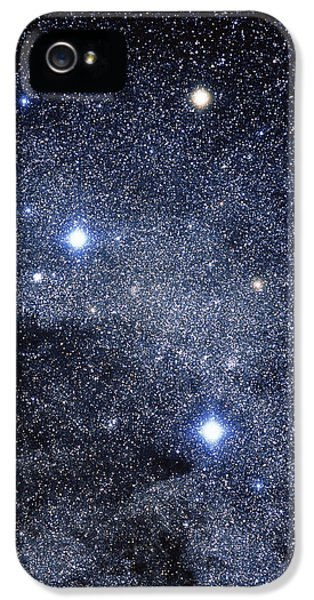 The Constellation Of The Southern Cross IPhone 5 / 5s Case by Luke Dodd