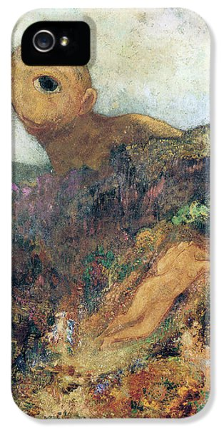 The Cyclops IPhone 5 / 5s Case by Odilon Redon