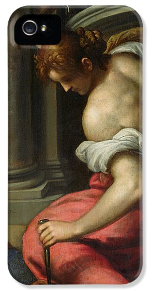 Il iPhone 5 Cases - The Death of Sisera iPhone 5 Case by Palma Il Giovane