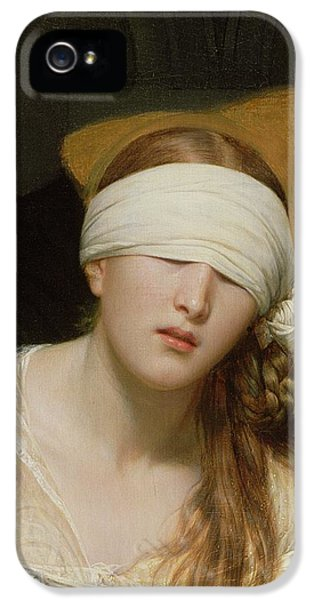 The Execution Of Lady Jane Grey IPhone 5 / 5s Case by Hippolyte Delaroche