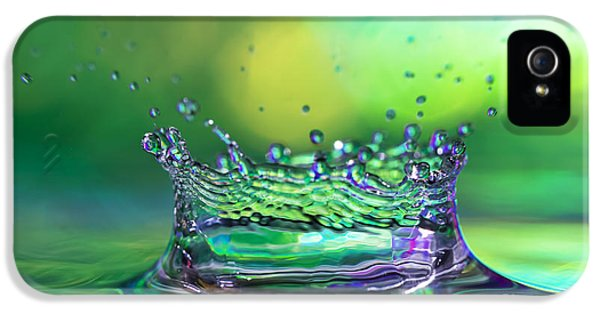Raining iPhone 5 Cases - The Kings Crown iPhone 5 Case by Darren Fisher