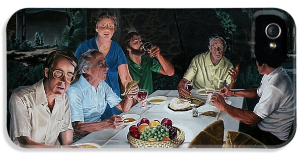 The Last Supper IPhone 5 / 5s Case by Dave Martsolf