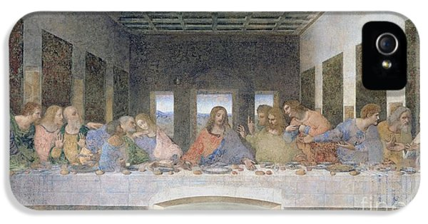 The Last Supper IPhone 5 / 5s Case by Leonardo da Vinci