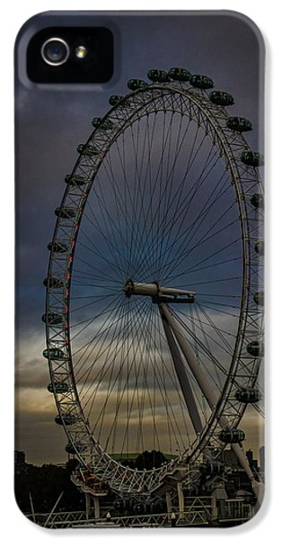 The London Eye IPhone 5 / 5s Case by Martin Newman