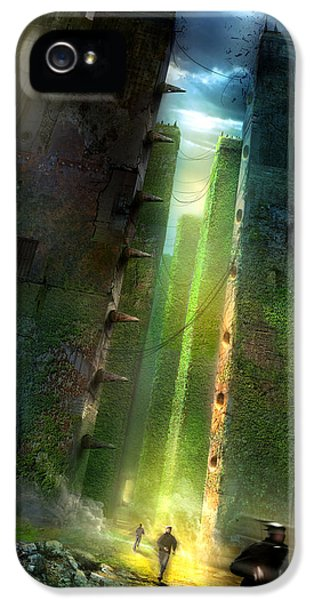 The Maze Runner IPhone 5 / 5s Case by Philip Straub