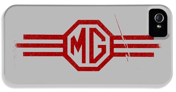 The Mg Sign IPhone 5 / 5s Case by Mark Rogan