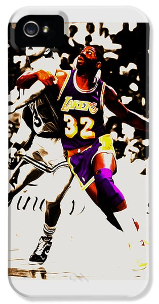 The Rebound IPhone 5 / 5s Case by Brian Reaves