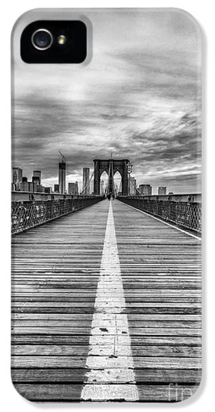 The Road To Tomorrow IPhone 5 / 5s Case by John Farnan