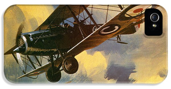 The Royal Flying Corps IPhone 5 / 5s Case by Wilf Hardy
