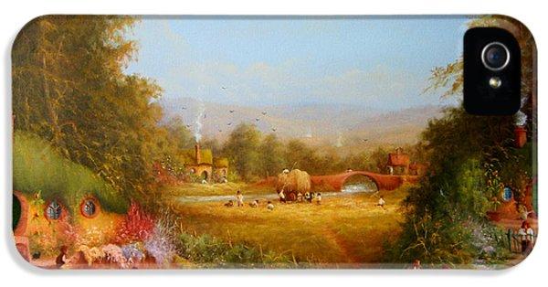The Shire. IPhone 5 / 5s Case by Joe  Gilronan