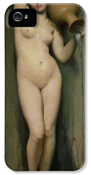 The Source IPhone 5 / 5s Case by Ingres