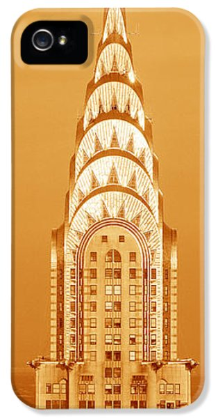 This Is A Sepiatone Close IPhone 5 / 5s Case by Panoramic Images
