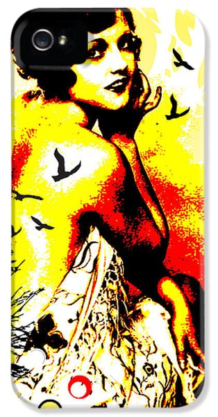 1930s iPhone 5 Cases - Timeless Flight iPhone 5 Case by Chris Andruskiewicz