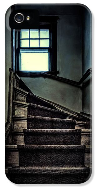 Top Of The Stairs IPhone 5 / 5s Case by Scott Norris