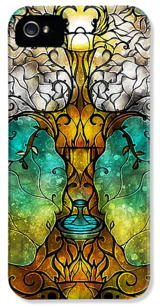 Tree Of Life IPhone 5 / 5s Case by Mandie Manzano