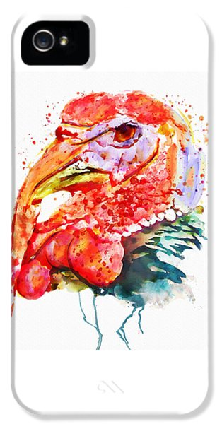 Turkey Head IPhone 5 / 5s Case by Marian Voicu