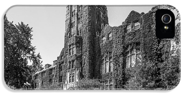 University Of Michigan Michigan Union IPhone 5 / 5s Case by University Icons