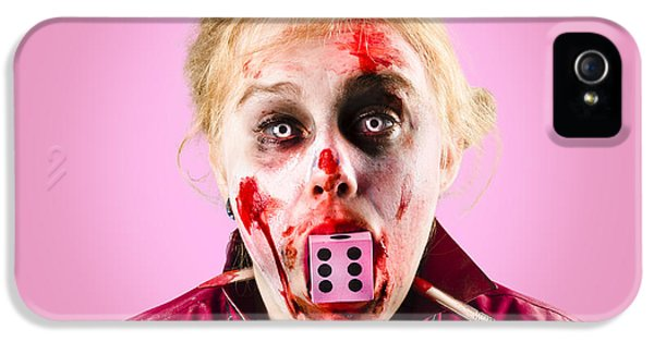 Unlucky Dead Person Losing In The Game Of Life IPhone 5 / 5s Case by Jorgo Photography - Wall Art Gallery