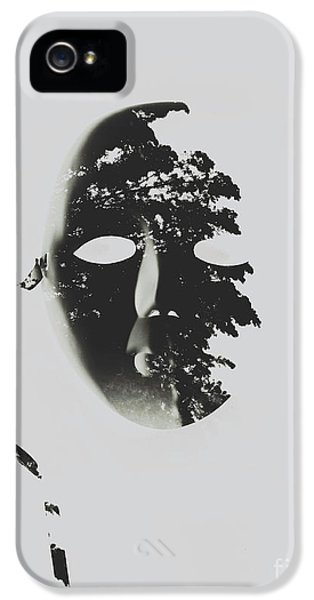 Unmasking In Silence IPhone 5 / 5s Case by Jorgo Photography - Wall Art Gallery