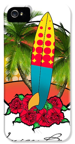Venice Beach IPhone 5 / 5s Case by Mark Ashkenazi