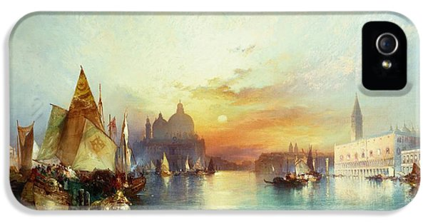 Venice IPhone 5 / 5s Case by Thomas Moran