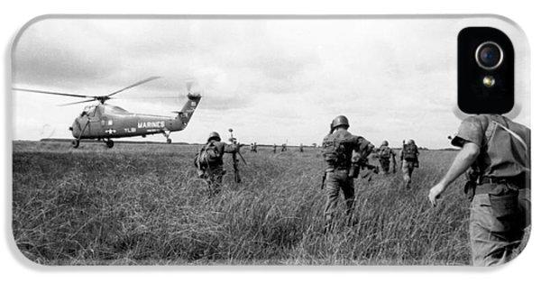 Vietnam War IPhone 5 / 5s Case by American School