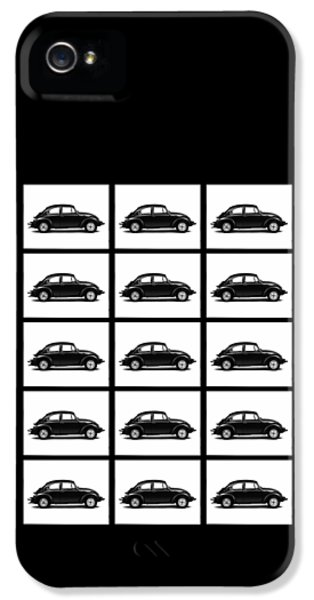 Vw Theory Of Evolution IPhone 5 / 5s Case by Mark Rogan