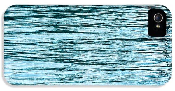 Water Flow IPhone 5 / 5s Case by Steve Gadomski
