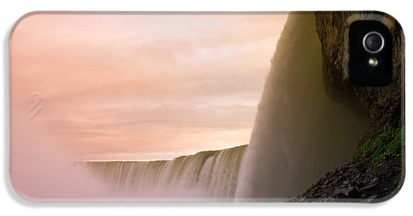 Landscape iPhone 5 Cases - Water iPhone 5 Case by Sebastian Musial