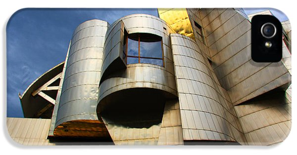 Weisman Art Museum University Of Minnesota IPhone 5 / 5s Case by Wayne Moran