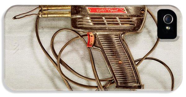 Weller Expert Soldering Gun IPhone 5 / 5s Case by YoPedro