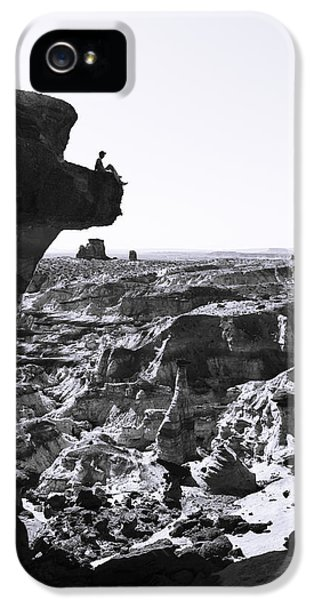 White Rocks IPhone 5 / 5s Case by Chad Dutson